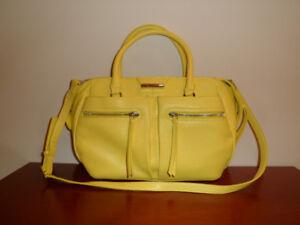 Nine West summer yellow purse