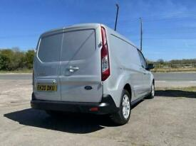 2020 Ford Transit Connect 240 LIMITED 120pis EURO 6 SAT NAV AIR CON PARKING CAME