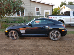 2005 crosswise coupe . Requires a Cam Position Sensor.