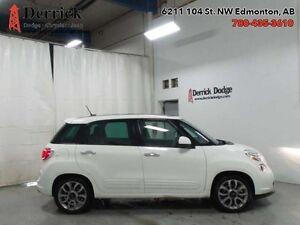 2014 Fiat 500L 4Dr. HBack  Easy Sunroof  Nav Capable $134.62 B/W Edmonton Edmonton Area image 6