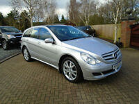 2006 Mercedes-Benz R320 3.0TD 7G-Tronic CDI SE 4 MATIC 6 Seater