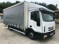 IVECO EUROCARGO 75E16 20ft CURTAIN SIDE TRUCK