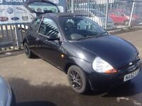 2002 ford ka clean car