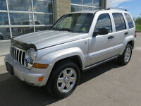 2007 Jeep Liberty Limited Edition 4WD ******PRICE REDUCED*****