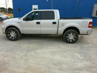 2006 Ford F-150 Pickup Truck  ((CERTIFIED & E TESTED))