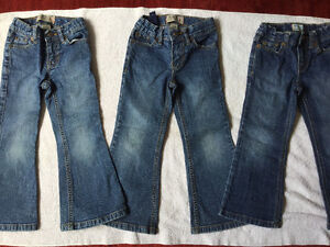 3 The Children's Place Jeans $4 each