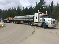 Flat Deck Truck Drivers Wanted