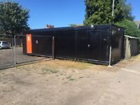 Site land office workshop car site or parking for rent swanley