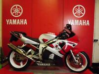 Yamaha R6 - Nationwide delivery just £99