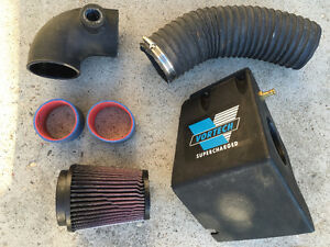 Vortech Fox body intake kit