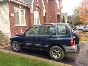 Camion Chevrolet Tracker 2001