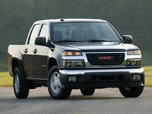 2006 to 2012 Chevrolet Colorado Or GMC Canyon Or Nissan Frontire