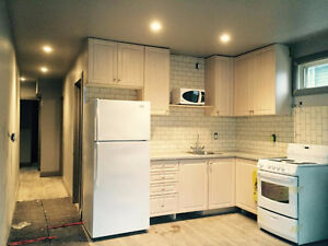 Newly Renovated 2 Bed across from Penetang City Hall