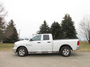 2014 Dodge Ram 1500 4x4- ONE OWNER & 4 NEW TIRES!!  $101/ weekly