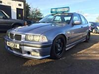 BMW 325 2.5tds AUTO SE MODIFIED Full Service History 10 Months Mot