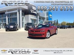 2014 Chevrolet Camaro LT * REMOTE START  - Bluetooth -  Fog Ligh