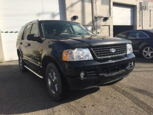 2004 Ford Explorer Limited 4WD