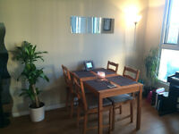 3 1/2 Fully furnished Available October 1st ! Concordia