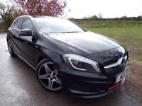 2014 Mercedes Benz A Class A250 BlueEFFICIENCY Engineered by AMG 5dr Auto COM...