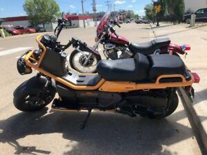 2005 HONDA BIG RUCKUS 250