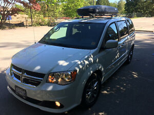 2015 Dodge Caravan Full Load