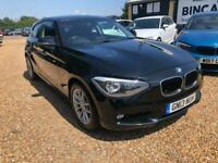 2013 BMW 1 Series 116D SE Hatchback Diesel Manual