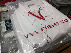 Ven Vidi Vic brand Jiu Jitsu Gi (various sizes)