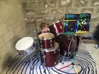 Drums £50 (good condition)