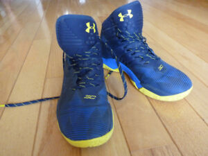 BASKETBALL SHOES - UNDER ARMOUR