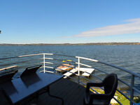 Beautiful Waterfront Modern Cottage/ Home Only 1 hr from the GTA