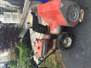 sears craftsman snowblower