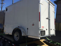 Brand New - (2015)   6X10 Enclosed Cargo Trailer
