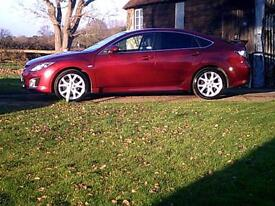 2008 Mazda 6 2.5 ( 170ps ) 2499cc Sport