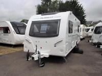 2017 Used Bailey Pursuit 550/4 WITH BRAND NEW POWRTOUCH MOVER & PAINTSEAL!