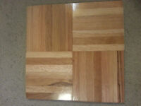 Hartco home choice parquet flooring tiles