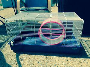 Hamster cage Edmonton Edmonton Area image 1