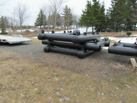 HDPE WELDED DOCK FLOATS