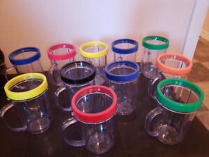 Magic Bullet Mugs +