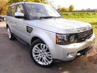 2011 Land Rover Range Rover Sport 3.0 SDV6 HSE 5dr Auto Adaptive Cruise! Full...