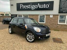 image for 2011 61 MINI COUNTRYMAN 2.0 COOPER D ALL4 DIESEL AUTOMATIC FMSH GLASS ROOF NAVI