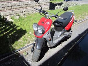 Scooter Yamaha BWs 49 cc