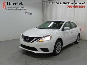2016 Nissan Sentra   4 DR. 1.8 S Power Group A/C $101.12 B/W