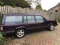 Volvo 940 2.3 SE turbo estate 1998 very low mileage 62K