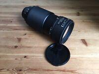 Nikon ED AF Nikki 80-200mm 1:2.8 Lens