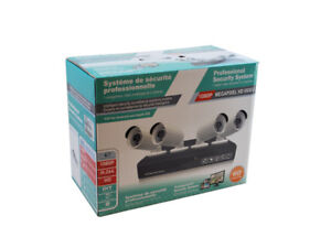 Profession security system for home or store