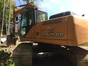Pelle Excavatrice Case CX250C