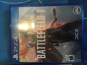 GREAT CONDITION PS4+GAMES Cambridge Kitchener Area image 2