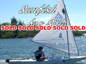 Sunfish for Sale- Bargain Price