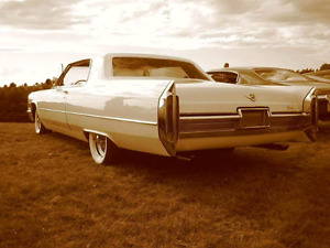 Swap/Trade for Dump Truck/Plow/Salter 1966 Cadillac Coupe Devill