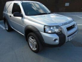 (56) 2006 Land Rover Freelander Van Turbo Diesel 1 OWNER